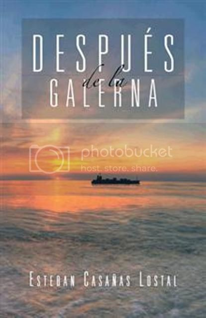 Portada del libro &quot;Despus de la galerna&quot;
